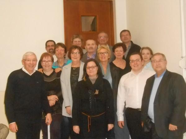 equipe municipale 2014