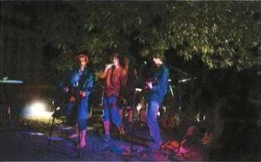 Les ptits troubadours