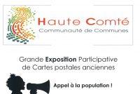 Exposition participative cartes postales